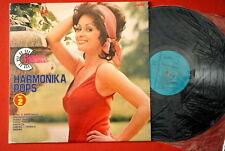 ROMAN BUTINA HARMONICA POPS #2 ORGAN PIANO EXYUG LP