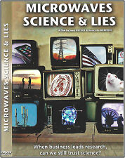 Microwaves, Science and Lies Film Documentary DVD