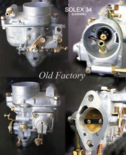 * RENAULT DAUPHINE GORDINI  Carburetor 34 PBIC - Solex type - NEW RECENTLY MADE