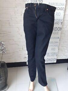 Levi's Jeans schwarz  Gr. W27 L32