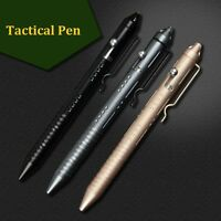 1pc Self Defense Tactical Military Pen Glass Breaker Aviation Aluminum Alloy