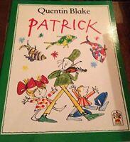 Blake, Quentin, Patrick, Very Good, Paperback