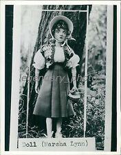 1939 Marsha Lynn Doll by Tree Original News Service Photo
