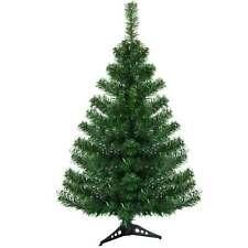 Tannengruppe 3-tlg grün//Schnee 40cm hoch künstlicher Tannenbaum  Kunststofftanne