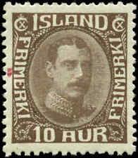Iceland  Scott #181 Mint