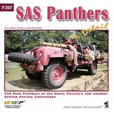 SAS Panthers in Detail -WWP- Paperback – 2010-ref, R060 NEW!!!