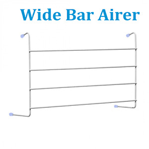 Bar Radiator Clothes Airer Clothes/Towels Hanging Airer Wide Drying Space 50 cm