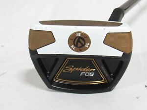 """Used RH Taylormade FCG Spider 34"""" Putter"""