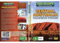 Central Australia The Eighth Wonder DVD BRAND NEW