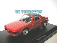 1:43 FIAT X 1/9 - 1972 _ (40)