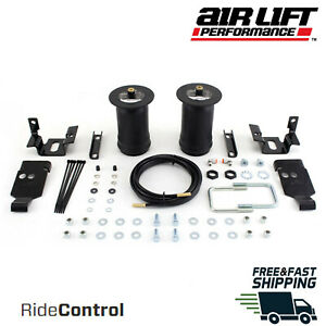 Air Lift Load Lifter Ride Control Air Bag Spring Kit For 05-21 Toyota Tacoma 4WD