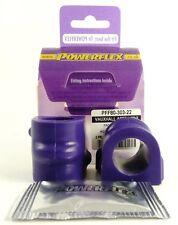 Powerflex ANTERIORE ANTI-ROLL BAR montaggio Bush 22mm pff80-303-22