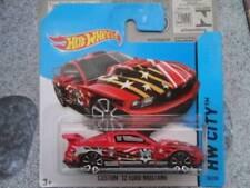 Articoli di modellismo statico rossi marca Hot Wheels ford