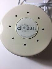 Sleep Machine Marpac Dohm All-Natural White Noise Sound Machine Dual Speed