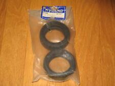 Kyosho GT43 GT-43 Vintage 8th 1/8 Rally Pattern Tires Landmax Land Max II 2 RC