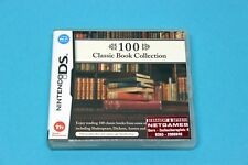 Nintendo DS juego - 100 Classic Book Collection-completamente en funda OVP