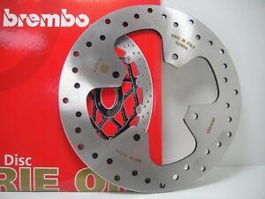 BREMBO 68B40778 DISCO FRENO POSTERIORE SERIE ORO PER YAMAHA X MAX 125 250 2005 >