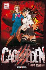 manga Cage Of Eden Tome 2 Seinen Yoshinobu Yamada Soleil VF no Ori 17 エデンの檻