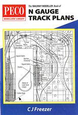 PECO Pb-4 The Railway Modeller Book of N Gauge Track Plans