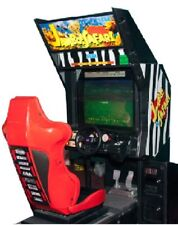 Sega Jambo Safari Arcade Machine (Excellent Condition) *Rare* w/Lcd Upgrade