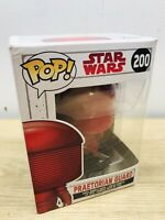 Funko Pop! Star Wars: The Last Jedi - Praetorian Guard Action Figure 200