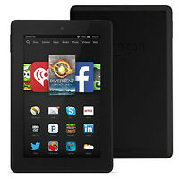 Amazon Fire HD 7 (4th Generation) 8GB, Wi-Fi, 7in - Black Very Good Condition