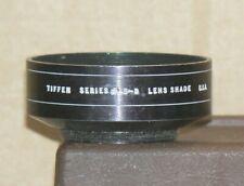 Tiffen Series #5  Black Metal Lens Shade (Hood)