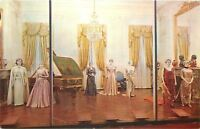Washington DC~East Room~Smithsonian Institute~Gowns~Roosevelt~Hoover~1950s