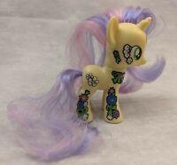 "My Little Pony G4 FiM Ponymania Collection Sunshine Petals 3"" Brushable Tattoos"