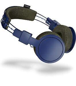 Urbanears Hellas On-Ear Active Wireless Bluetooth Headphones, Blue Belt