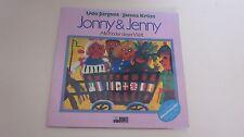 UDO JURGENS  +  JAMES KRUSS ..33 TOURS ..JONNY & JENNY .ALLE KINDER DIESER WELT