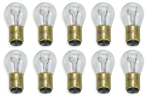 PACK OF (10) Turn Signal Light Bulb-LAMP BOXED Rear/Front GE Lighting 1034