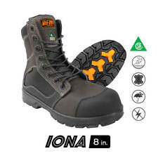 DuraDrive Men?s CSA Iona 8 in. Composite Toe Ultra-Light Waterproof Work Boot