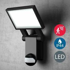 LED Außenstrahler Bewegungsmelder 20W Flut-Licht Wand-Leuchte Lampe Außen Sensor