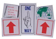 One Way Gospel Magic Trick & Illusion