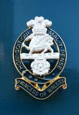 PRINCESS OF WALES'S ROYAL REGIMENT (QUEEN'S AND ROYAL HAMPSHIRES) CAP BADGE (NN)