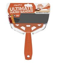 """FlexPro™ 6"""" Ultimate Hand Sander Tool with 3 Sheets of Sandpaper"""