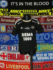 4.5/5 Rosenborg boys 10 years 140cm football shirt jersey trikot soccer .