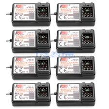 8Pcs Flysky FS-GR3E AFHDS 2.4G 3CH Receiver for GT3B GT2 GT3C Transmitter