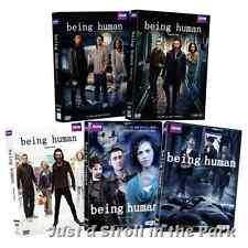 Being Human: Complete UK TV Series Seasons 1 2 3 4 5 Box / DVD Set(s) NEW!