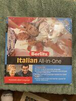 Bertllitz Italian All In One 14 Audio CD's