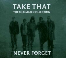 TAKE THAT NEVER FORGET THE ULTIMATE COLLECTION CD POP 2008 NEW