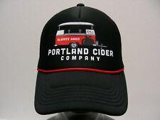 Portland Sidra Company - Always Duro - Camionero Estilo Ajustable Gorra  Sombrero d845fa09e25