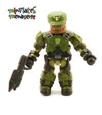 Halo Minimates TRU Toys R Us Wave 1 Sgt. Johnson