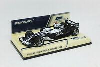 MINICHAMPS 1/43 - Williams-Toyota FW30 N. Rosberg 2008 400080007