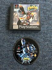 Crash Bandicoot Warped 3 PS1 Sony PlayStation Black Label