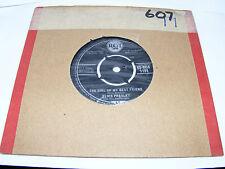 "Elvis  Presley  A  Mess  Of  Blues / The  Girl Of  My  Best Friend 1960 7"" Vinyl"