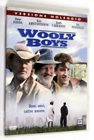 DVD WOOLY BOYS 2006 Commedia Peter Fonda Keith Carradine
