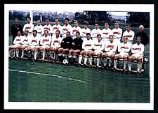 VFB Stuttgart Mannschaftskarte 1966-67 TOP