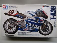 Tamiya 1:12 Scale Suzuki RGV-Gamma XR89 500GP Model Kit - New K.Roberts / N.Aoki
